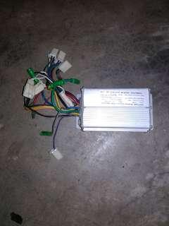 Ebike controller