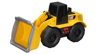 CAT Job Site Machine Wheel Loader toy