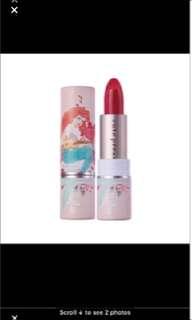 Cute press disney the little mermaid magic collagen lipstick (attractive Ariel)