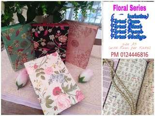 Quran Terjemahan Bertanda - Floral
