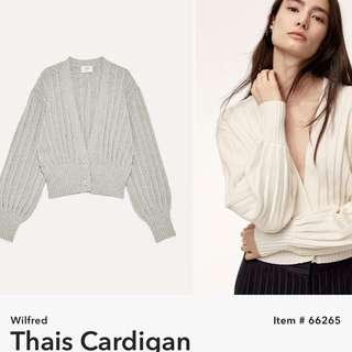 Aritzia Thais Cardigan