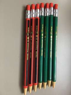 2.0mm Mechanical Pencils with sharpener