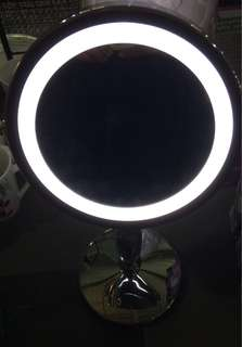 Ring light Vanity Mirror