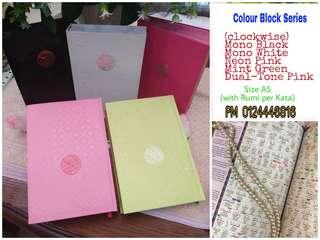 Quran Terjemahan Bertanda - Colour Block