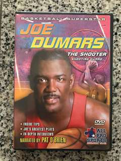 Joe Dumars The Shooter Shooting Guard