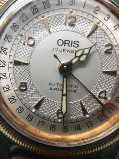 Oris 7400C vintage watch