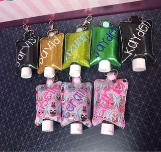 Customised Hand Sanitizer holder