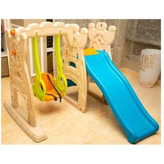 Slide & Swing Kids Playground