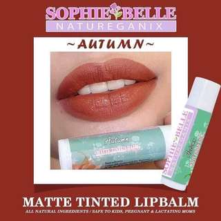 MATTE LIPBALM (safe for all ages)