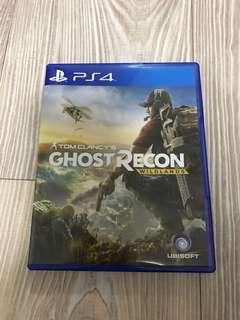 Ps4 Ghost Recon Wildlands R3