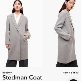 Aritzia Stedman Coat