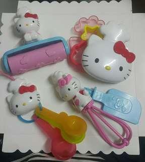 麥當勞 kitty烘焙用具一套4件