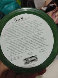 jeju fresh aloe soothing gel