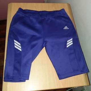 adidas shorts pink purple