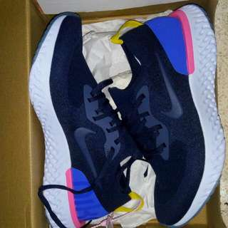Nike epic React FK ABM Collegiate Navy
