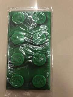 Sampul Raya Lego Green