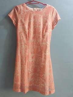 Celine dress orange