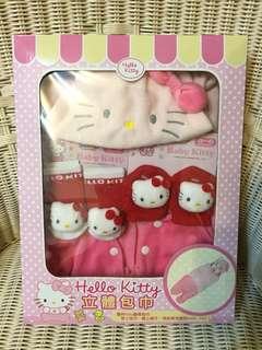 🚚 Hello Kitty 包巾禮盒組