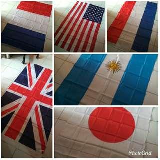 Bendera piala dunia
