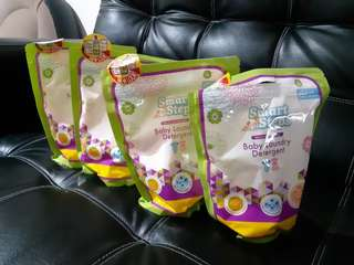 Smart Baby laundry detergent