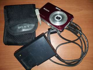 Sony Cybershot camera (Authentic)