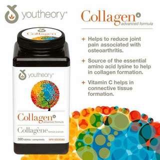 Youtheory Collagen 超級骨膠原蛋白+18種氨基酸