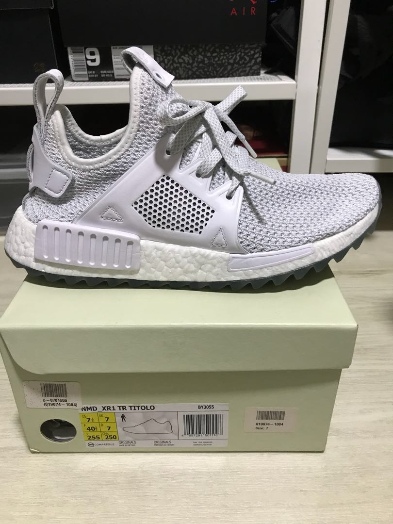 low priced 25d7e 70c4d Adidas NMD XR1 Titolo