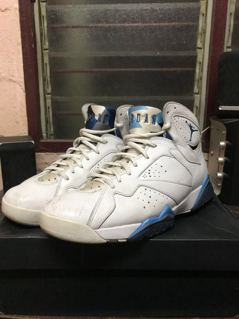 size 40 36c20 bbed1 Air Jordan 7 Retro French Blue ( Reduced ! Raya Price ) #Ramadhan50