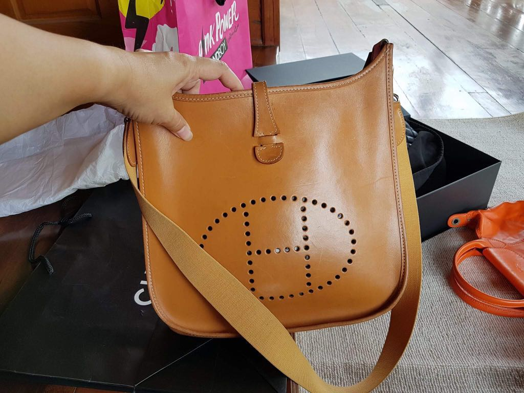 0e6b2e44043 Authentic Hermes, Luxury, Bags   Wallets, Handbags on Carousell