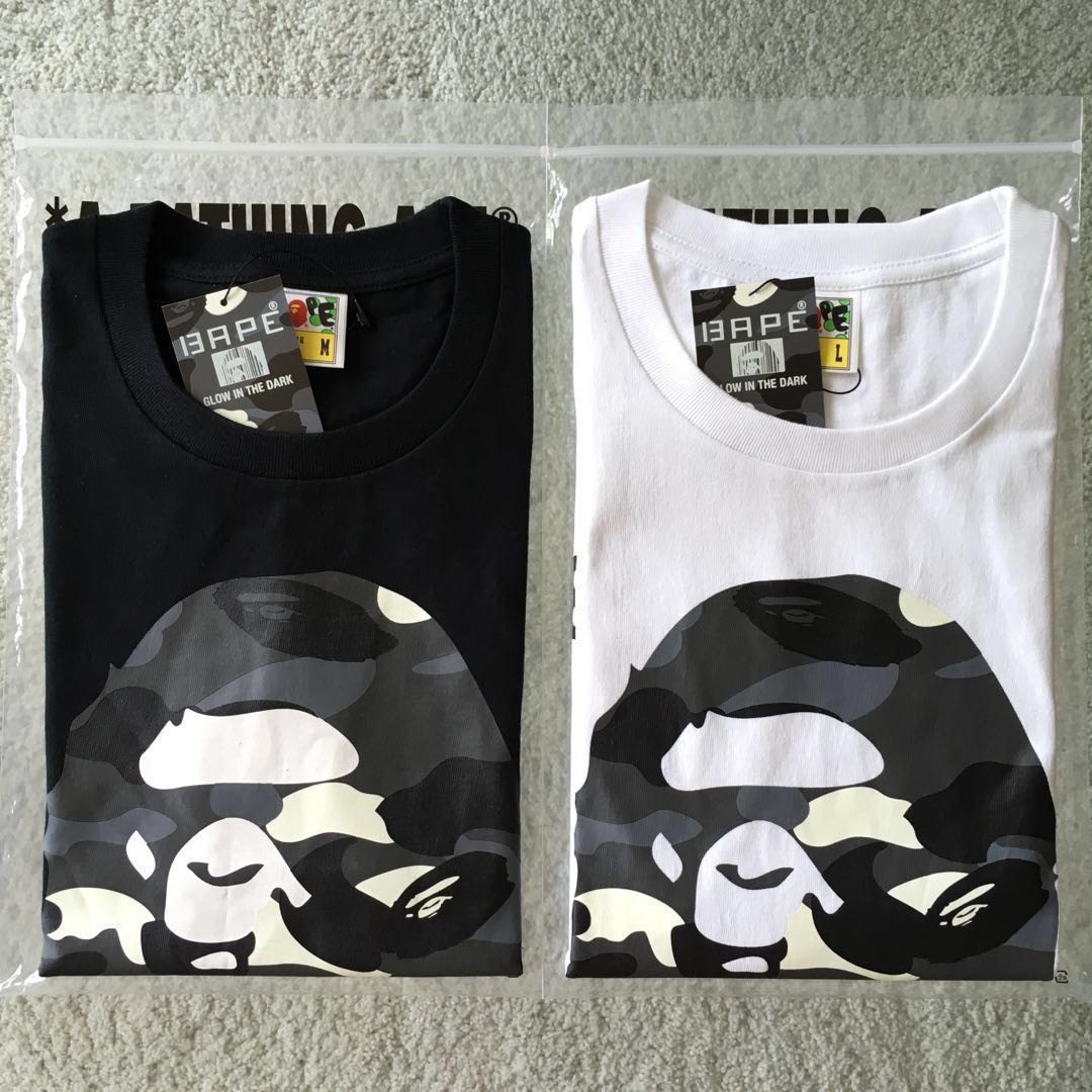 9d264ad16 BAPE CITY CAMO BY BATHING APE TEE, Men's Fashion, Clothes, Tops on ...