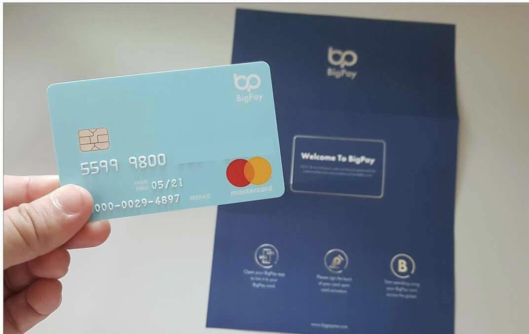 Big Pay Card Benefit