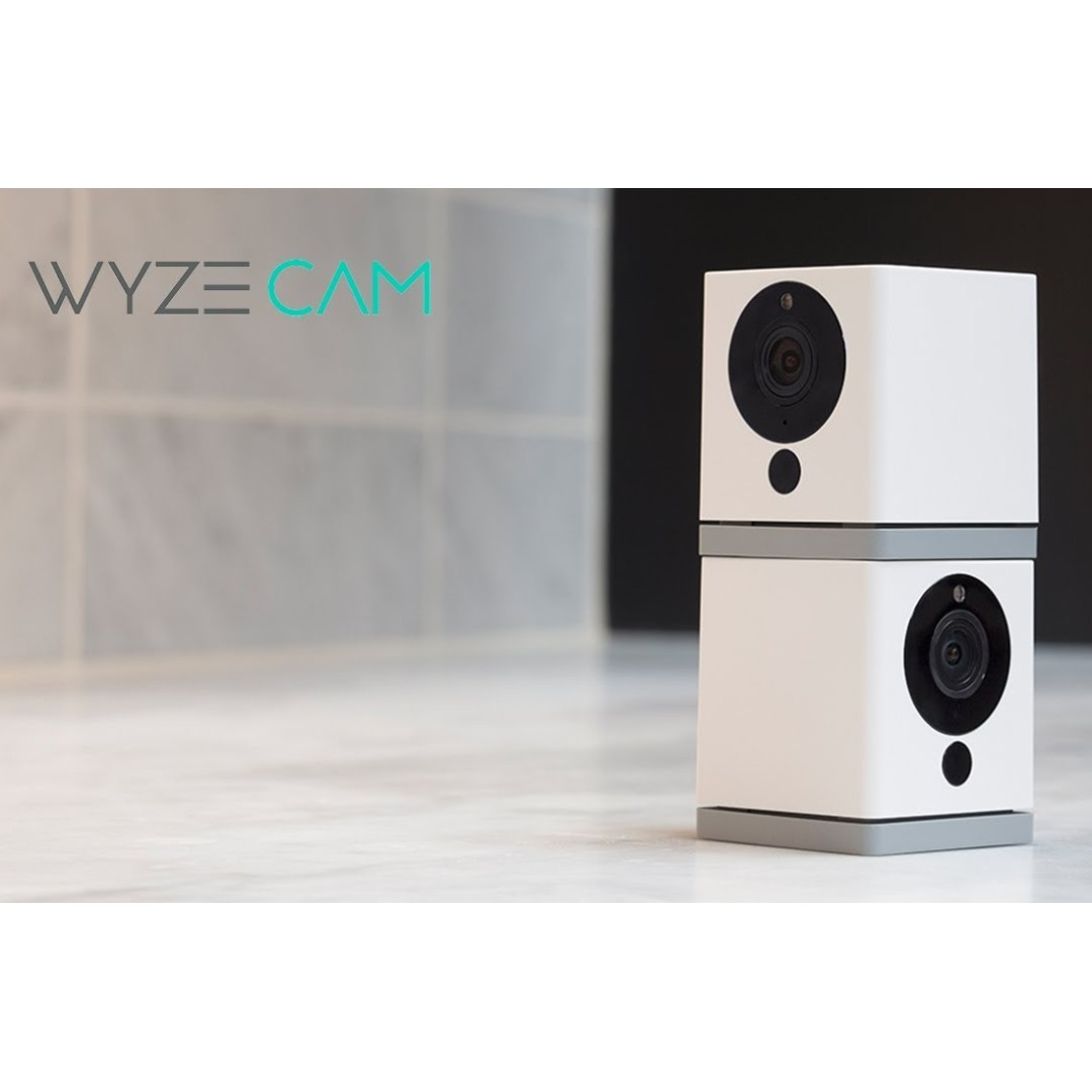 BNIB Wyze Cam v2 1080p HD smart home IP security camera