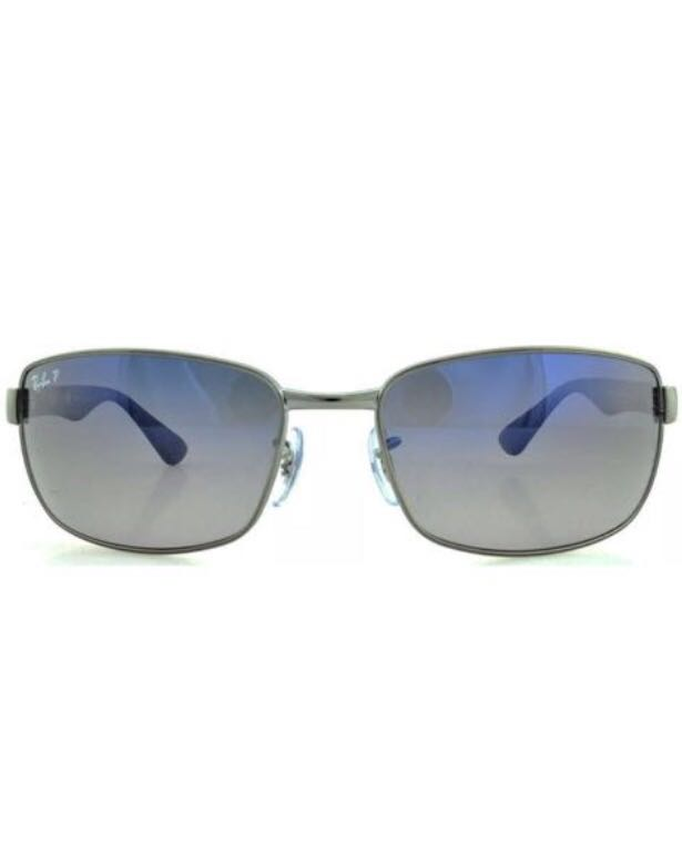 11070eb96d3 BRAND NEW AUTHENTIC RAYBAN RB3478 004/78 Metal Sunglasses Grey ...