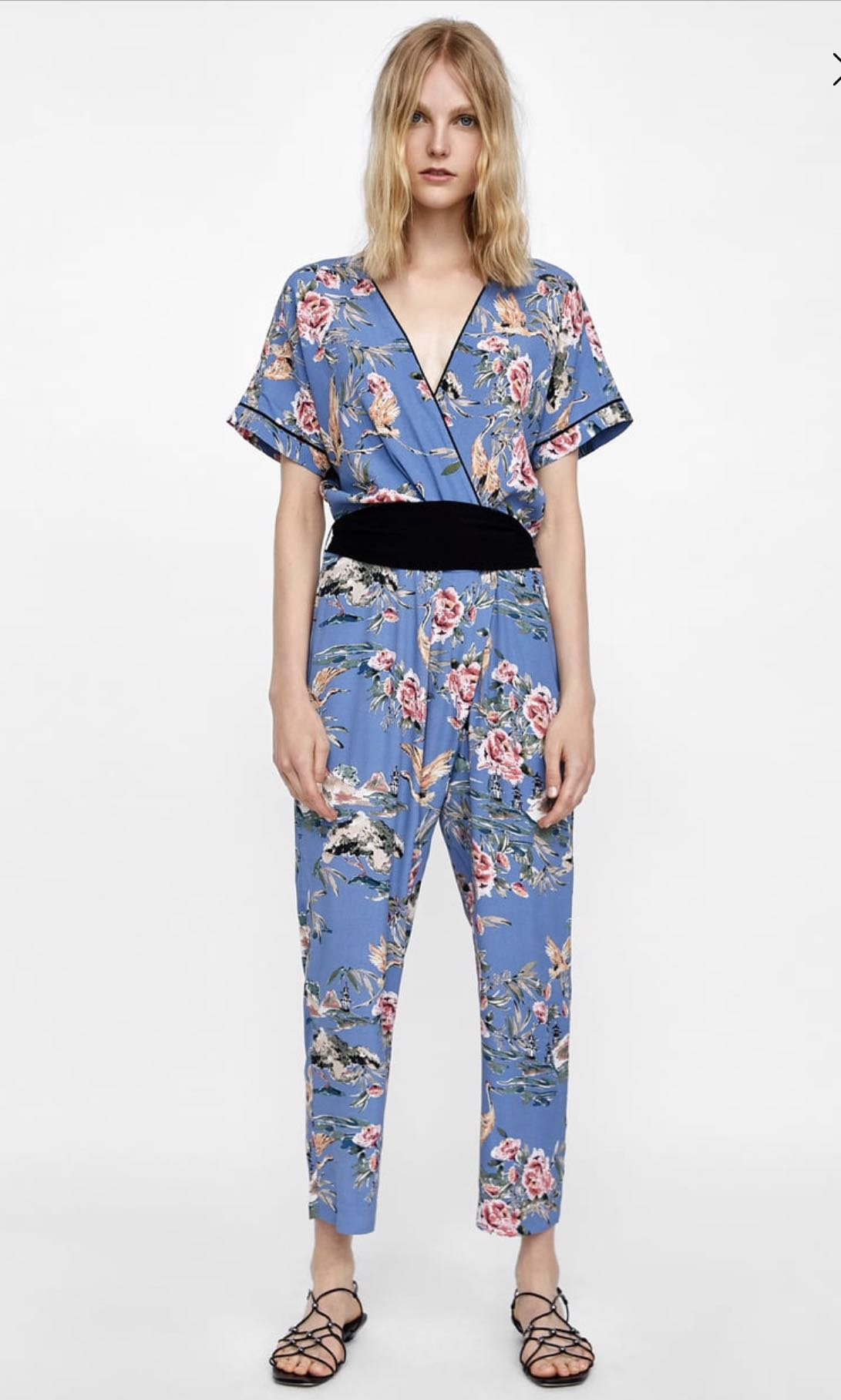 f6ec9808 Brand New With Tag, Zara Jumpsuit, Women's Fashion, Clothes, Rompers ...