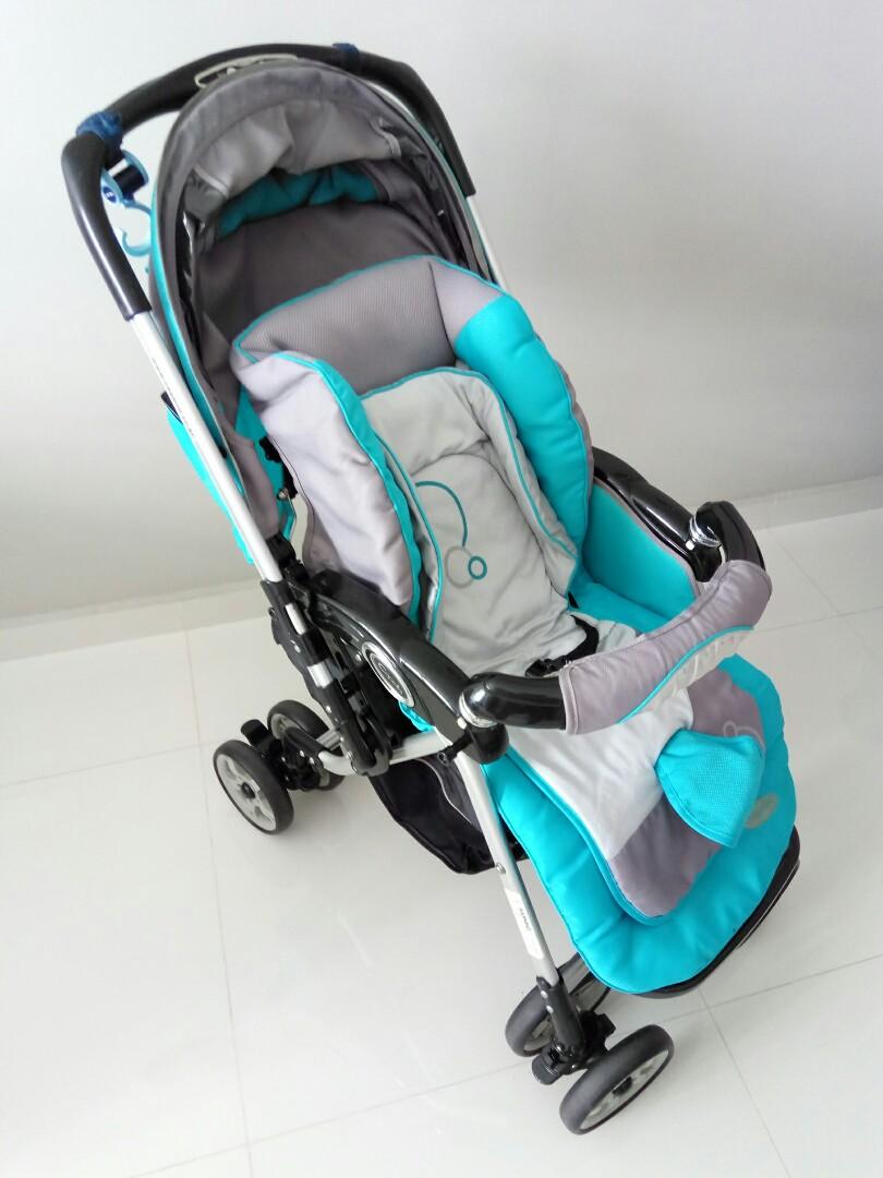 Capella Stroller Infant Toddler Single Hand Operation
