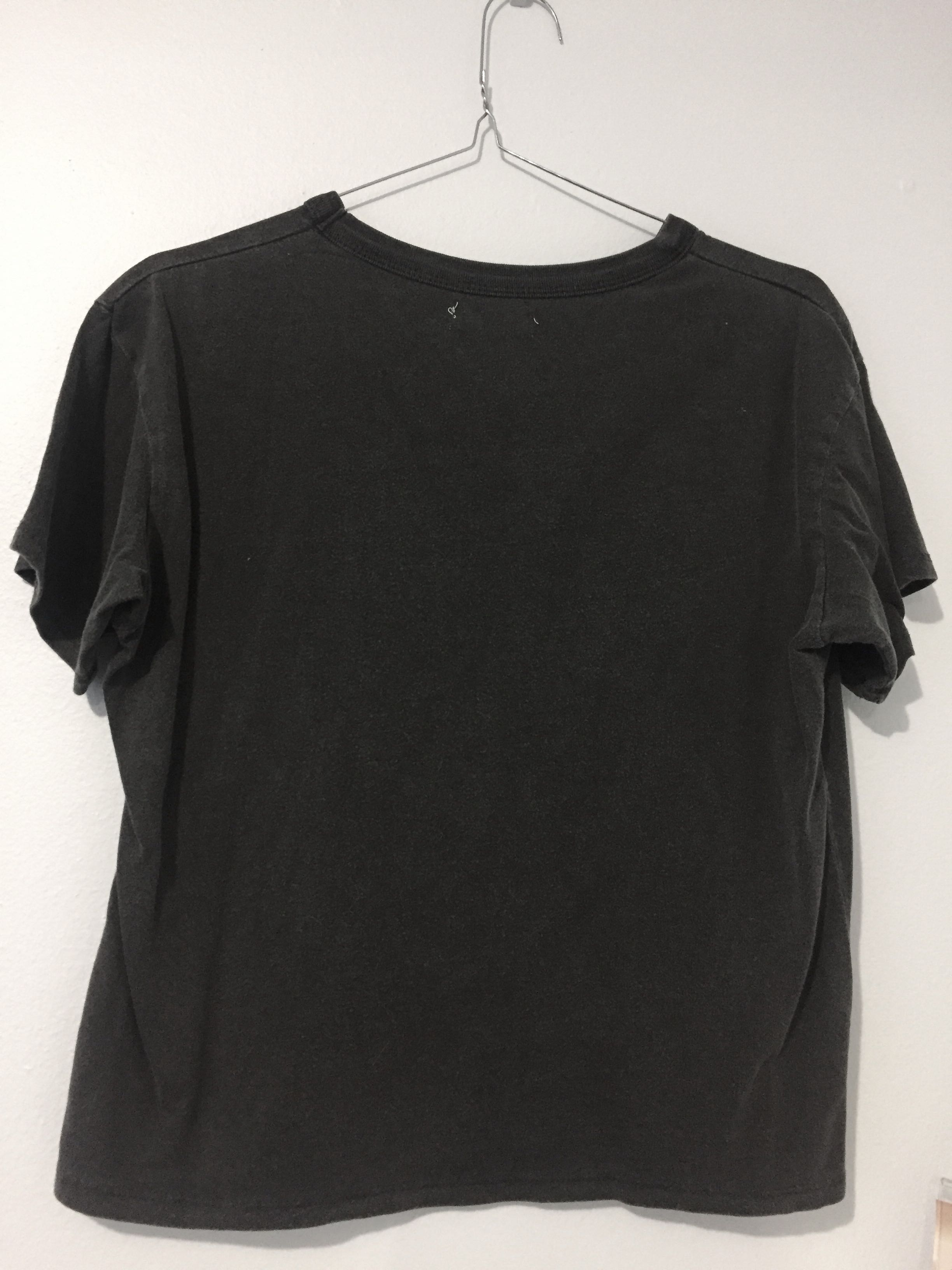 Dark Grey Shirt