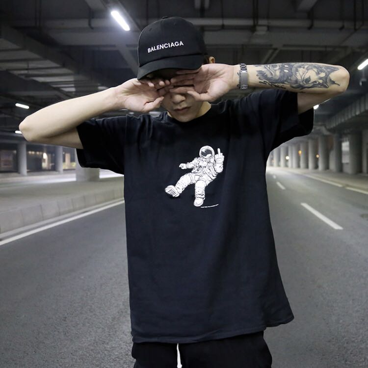4d58af1db23 Hip hop style tee 短袖supreme off white wtaps gucci thrasher