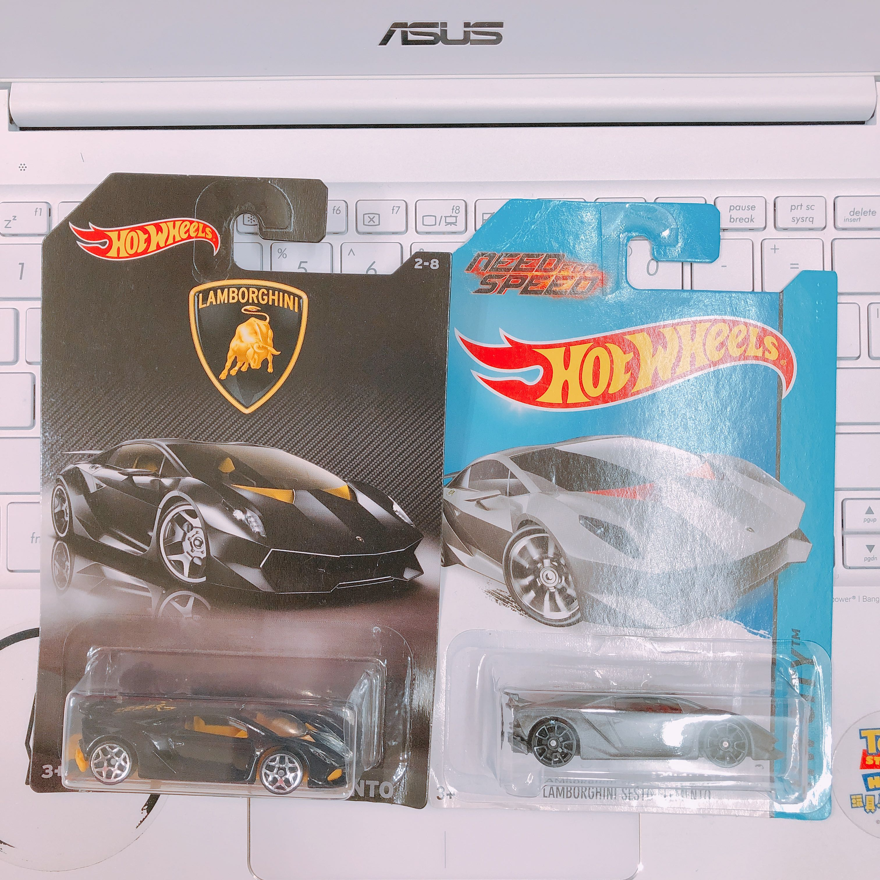 Hotwheels Lamborghini Sesto Elemento Toys Games Other Toys On