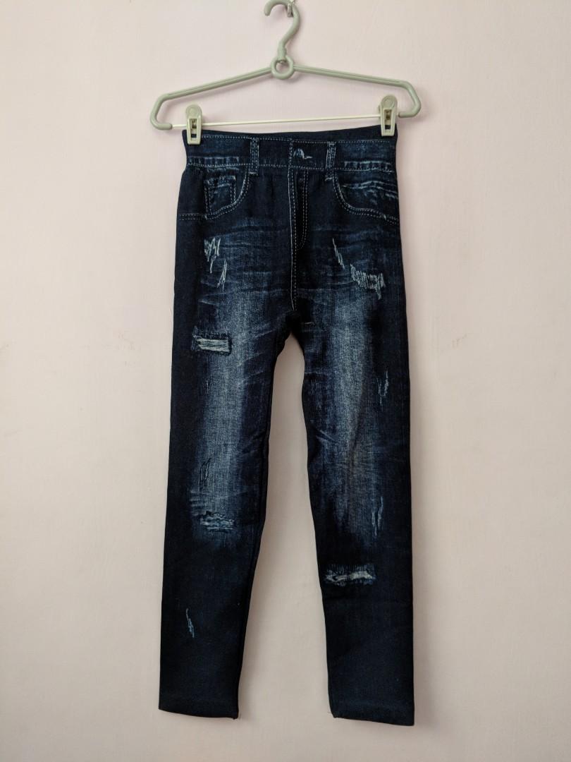 42e515de5b1a5a Jeggings look alike leggings BNWOT plus size