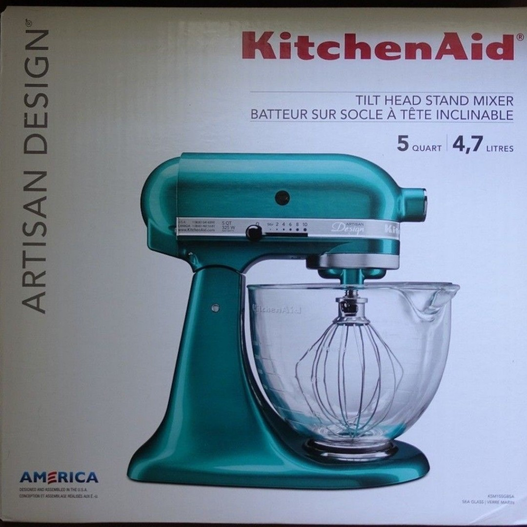 KitchenAid Mixer (High Quality) (LAST DAY PROMOTION SALES!! 2PIECES ...
