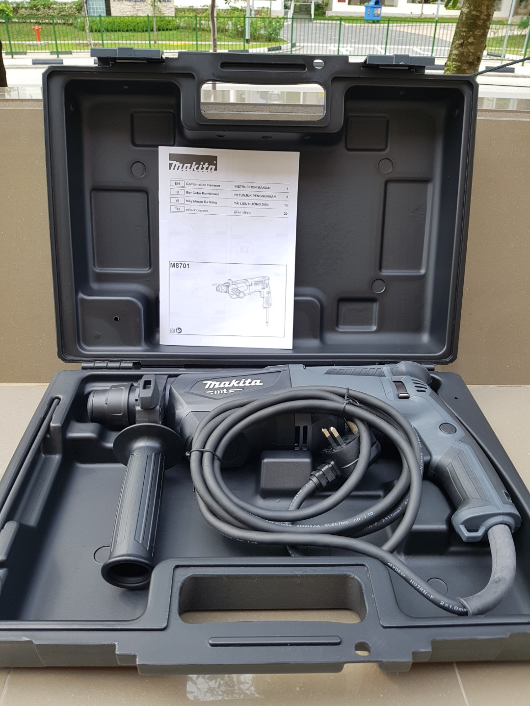 Makita M8701G, Electronics, Others on Carousell