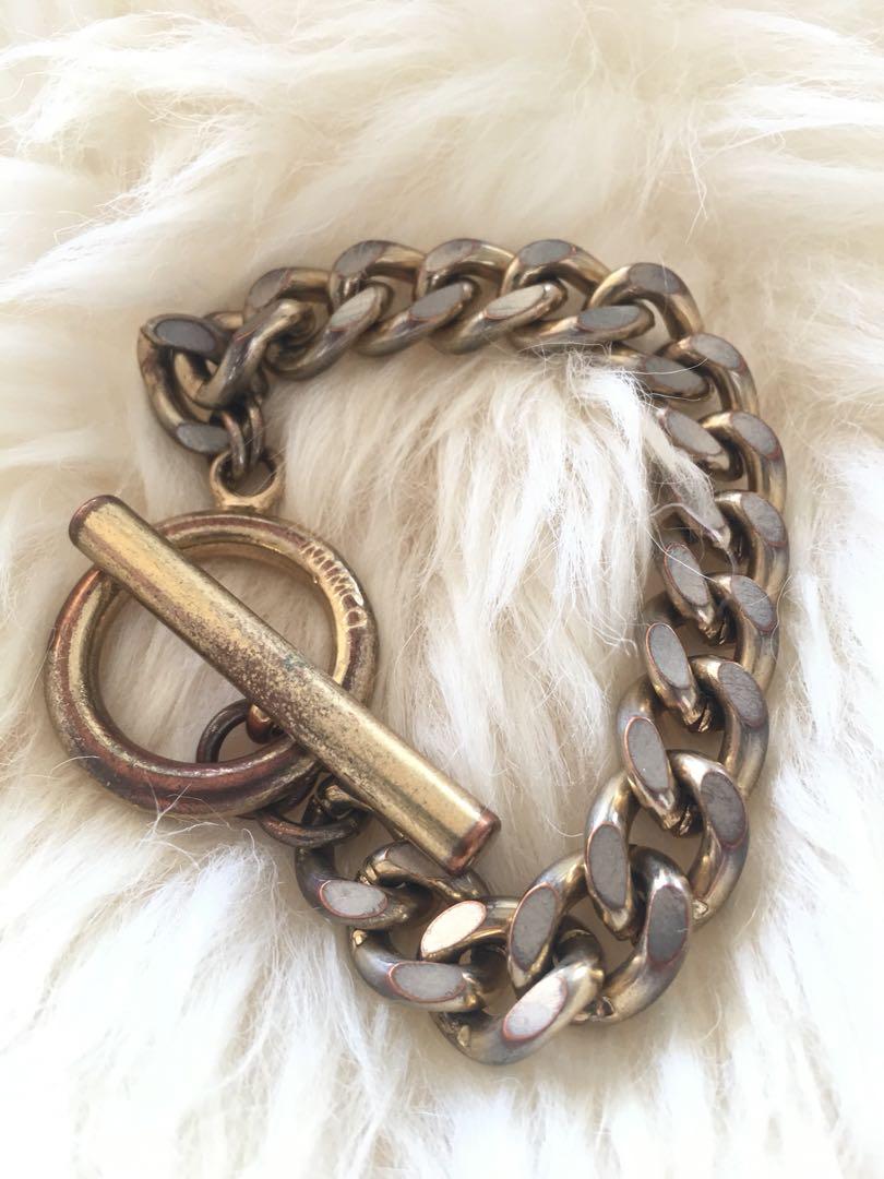 MIMCO gold bracelet #PANDORAxMIMCO