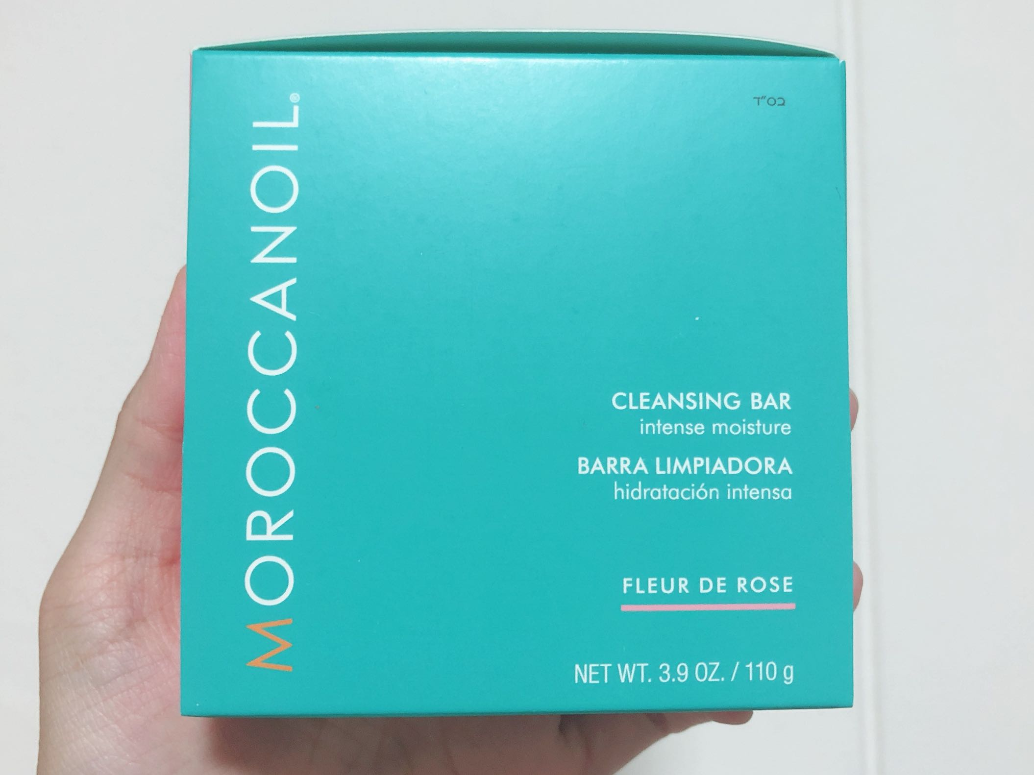 ff98a48388e64 Moroccanoil Cleansing Bar Soap (Rose)