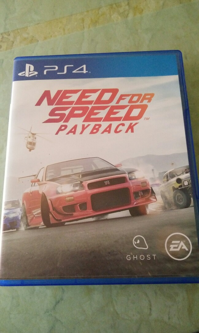 Nfs payback sale or swap pes18