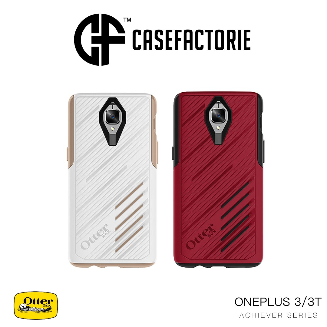 huge selection of af17a daacb [ONEPLUS 3/3T] OTTERBOX ACHIEVER SERIES CASE CASING COVER