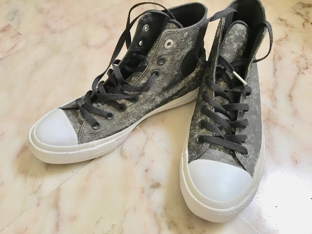 cheap for discount 8a0b1 d10d4 Original Converse Chuck Taylor II High Top Men Size 7