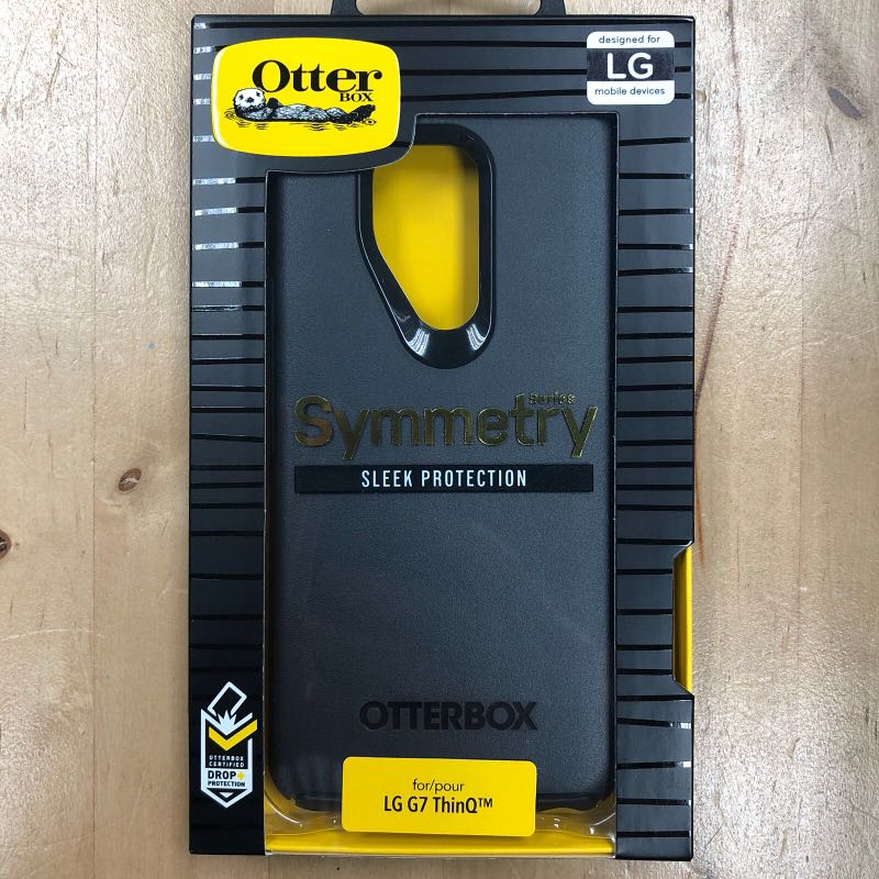 check out 493f4 5487c Otterbox Symmetry for LG G7 ThinQ