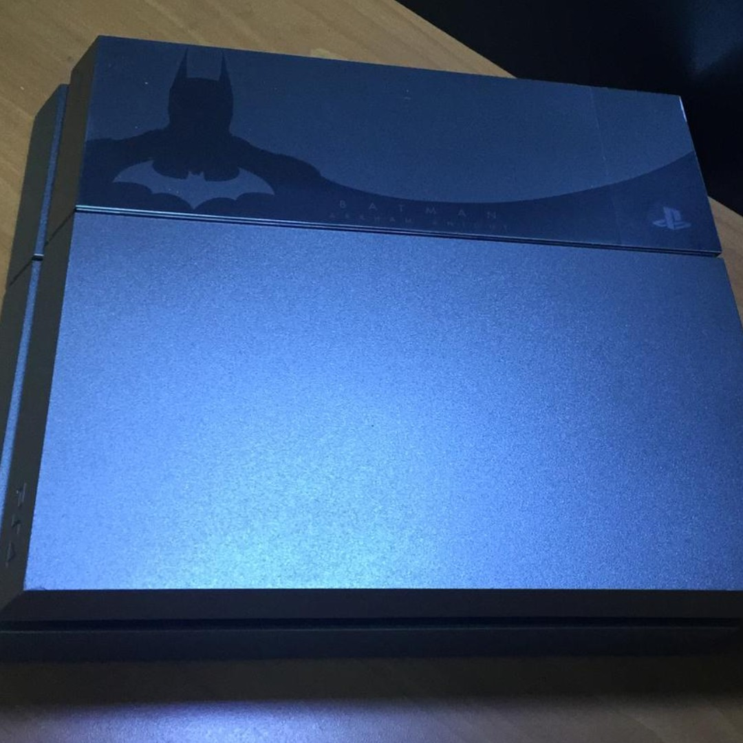 PlayStation 4 PS4 Casing Re-con / refurbished casing & repair service