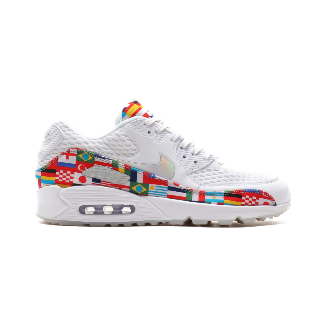 2d811054ac9892 Preorder) Nike Air Max 90 EM NIC One World