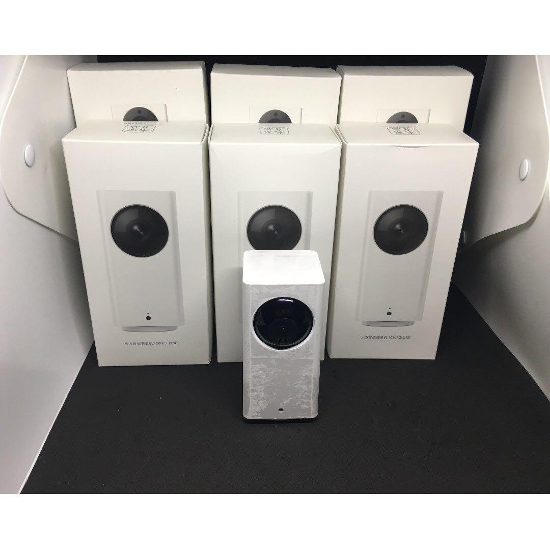 Ready Stock Xiaomi Dafang 1080P Smart Monitor Camera - WHITE